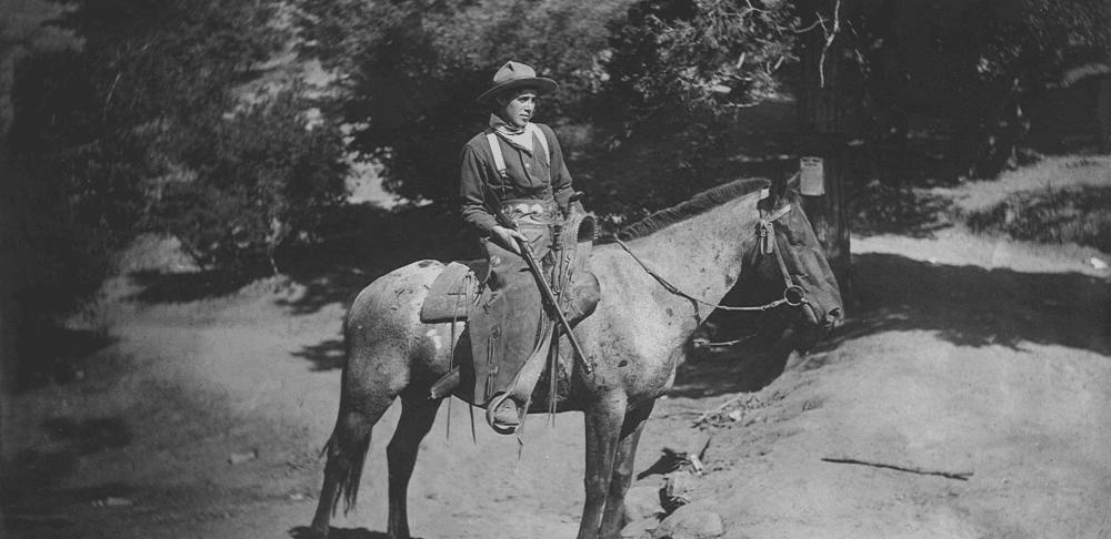 milton humason le conducteur de mules