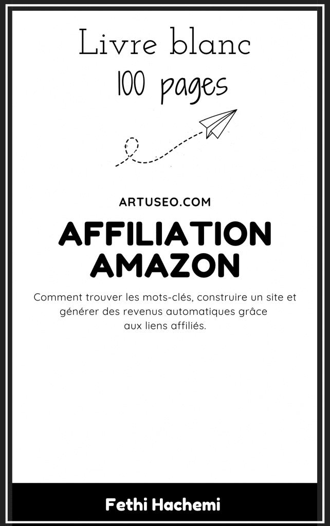 procedures affiliation amazon